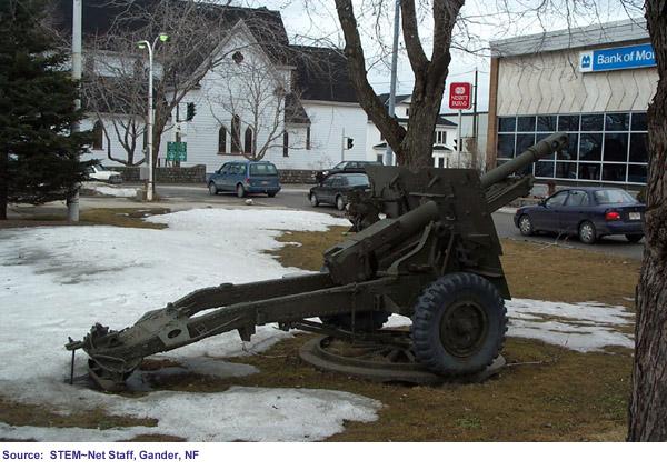 Pièce d'armement Militaire