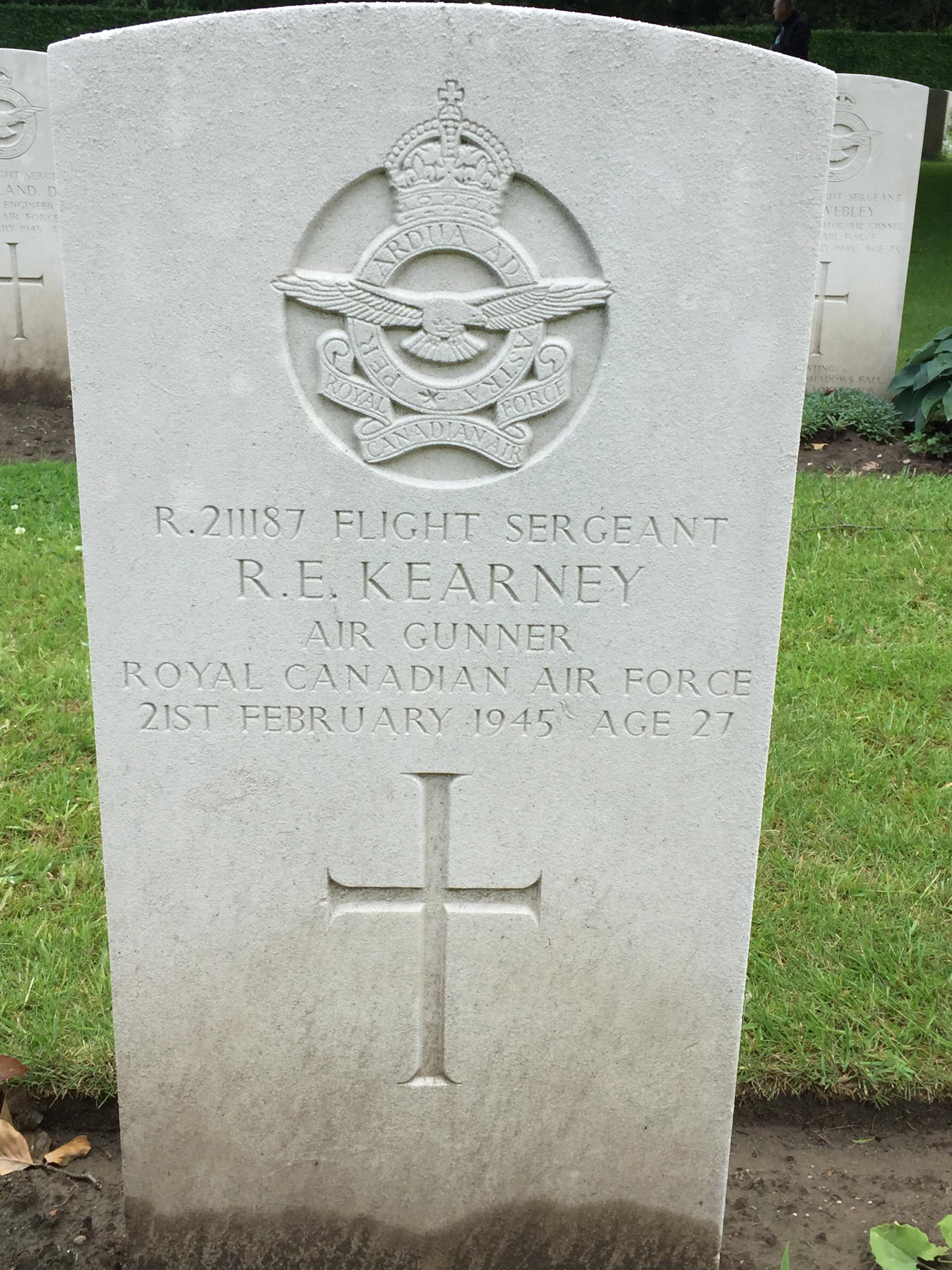 Grave marker– Grave, June 2019