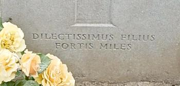 Epitaph– Marker inscription