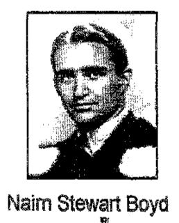 Photo of NAIRN STEWART BOYD