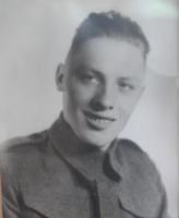 Photo of DAVID WILLIAM BOYNTON– In memory of men and women from the Ravenna Ontario area that went off to war and to those who did not come home, they will never be forgotten. Submitted for the project, Operation Picture Me