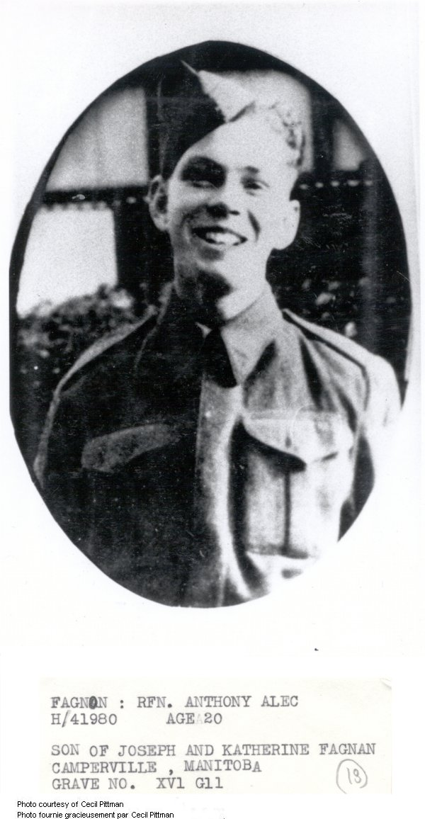 Photo of Anthony Fagnan
