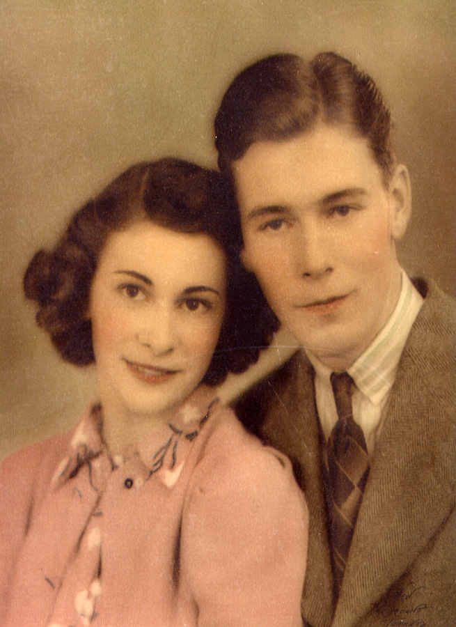 George and Marjorie