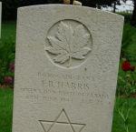 Grave Marker– Photo courtesy of Bruce MacFarlane