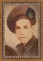 Photo of Gordon Leroy Kimmel (Brother)– Rifleman Gordon Leroy Kimmel Enlisted with Royal Winnepeg Rifles on June 20, 1940.