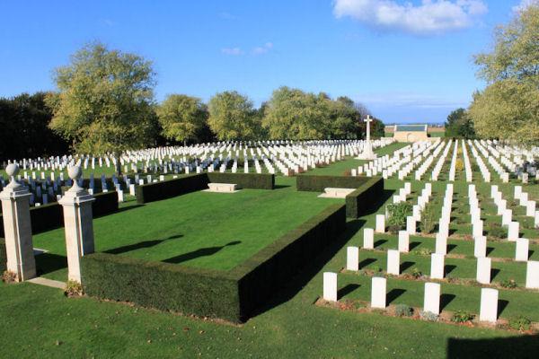 Beny Sur Mer Canadian War Cemetery