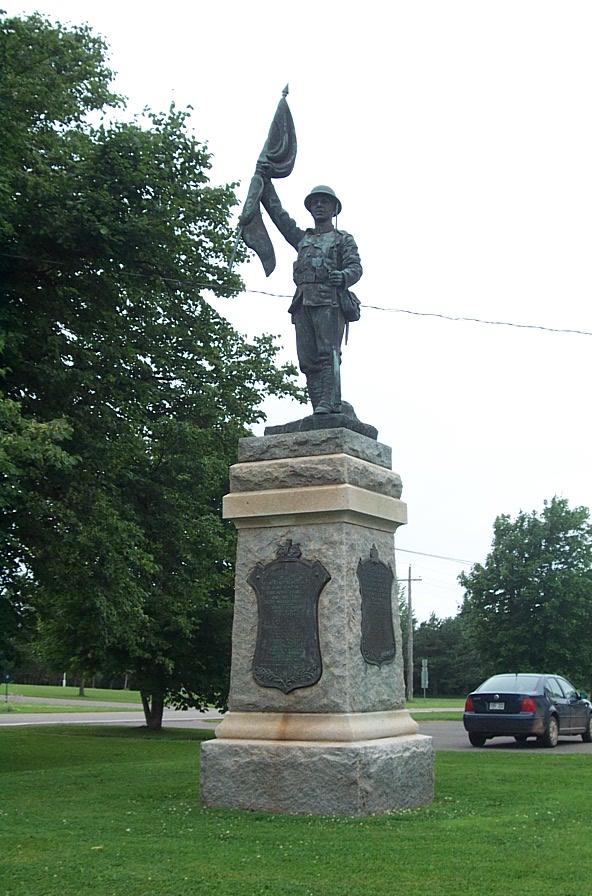 Malpeque War Memorial