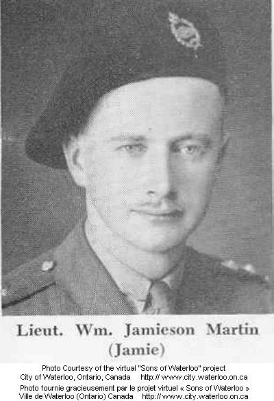Photo of William Jamieson Martin