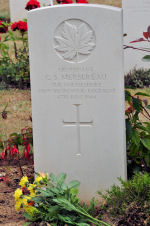 Grave Marker– Fondly remembered by family whose freedom he died to protect