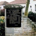 Monuement – Le Memorial d`Anguerny