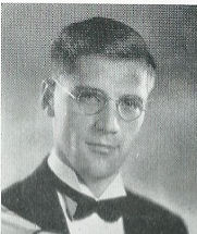 Biography– Mount Allison University, 1935 yearbook, University Graduates, Arts