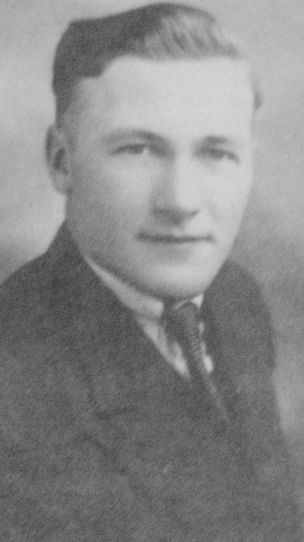 Photo of Edward Thomsen