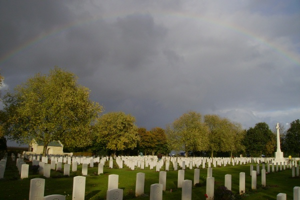 Cemetery– Beny-sur-Mer Canadian War Cemetery 