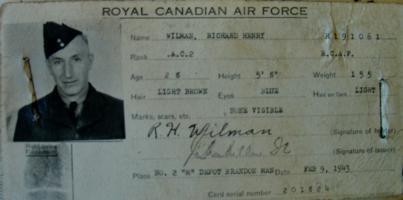 Id Card– ID Card, from LAC, Ottawa.