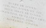 Inscription– Epitaph