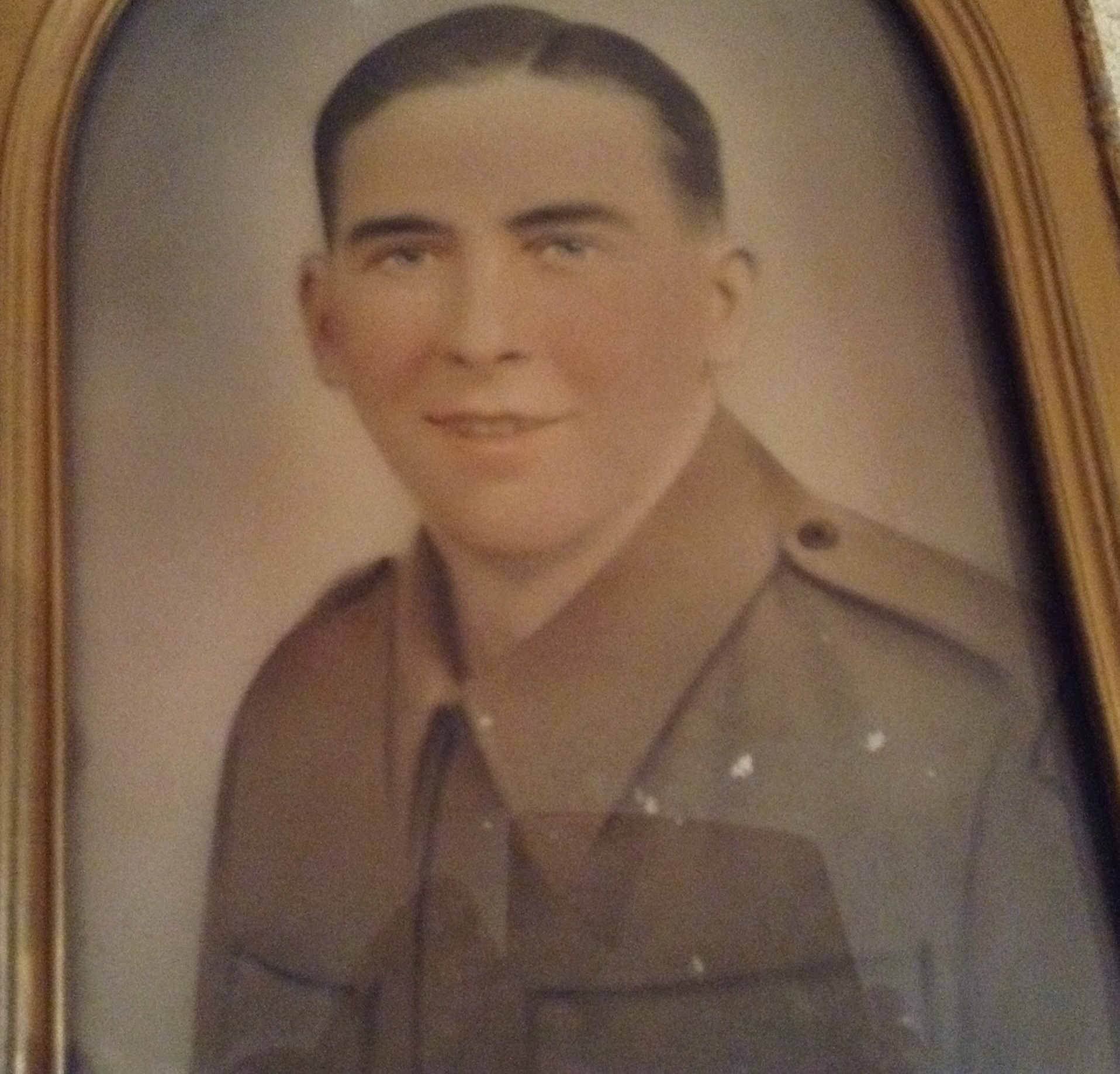 Photo of William Edward Boynett– Husband to May, father to Alberta. Never forgotten.