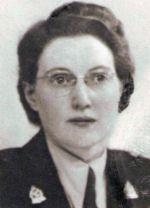 Photo of Nora Hendry Peters– Lieutenant (Nursing Sister) Nora Hendry Peters (1910-1944)