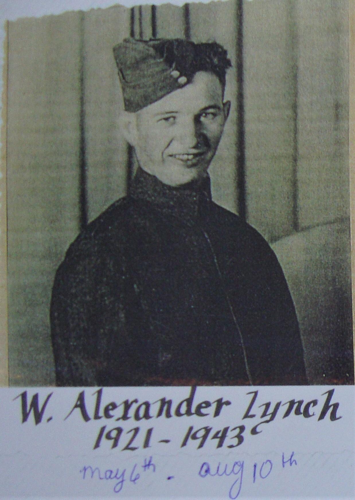 Alexander William Lynch