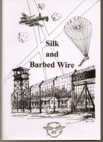 Silk & Barbed Wire– Story of the crash told by the sole survivor Brian Walley, page 80 in the