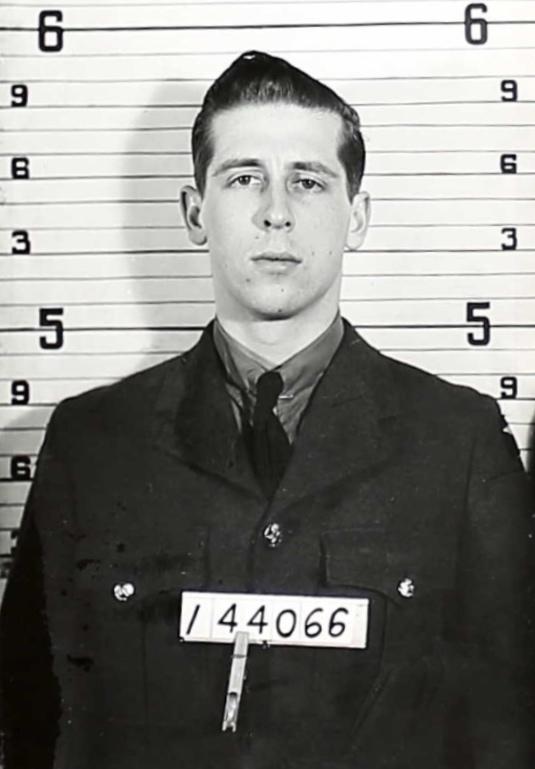 Photo of JOHN ANTHONY LEACH