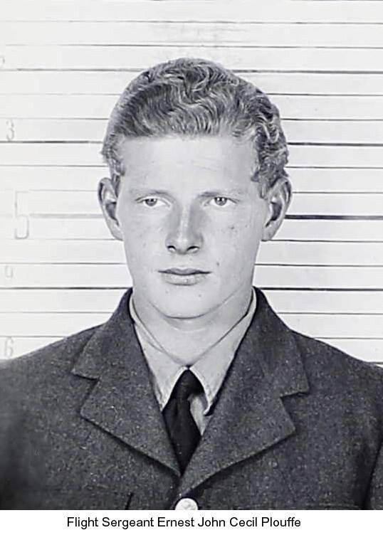 Photo of ERNEST JOHN CECIL PLOUFFE