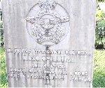Gravemarker– Gravermarker of John McCallum. He is buried in Bari War Cemetery in Bari, Italy.