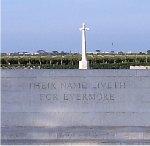 Entrance– Entrance to Bari War Cementary, Bari Italy.