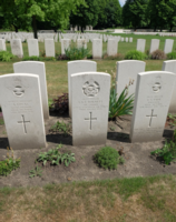 Grave marker– Submitted for the project, Operation Picture Me