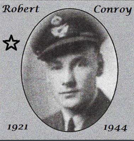 Photo of Robert Fitzgerald Conroy– Submitted for the project, Operation Picture Me