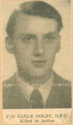 Photo of EARLE GEORGE DOLBY– newspaper KIA