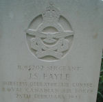Grave marker– Took a picture of the gravestone while visiting the cemetery.