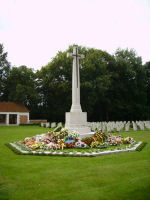 Cross of Sacrifice– Photo sumbitted by Marg Liessens