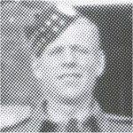 Photo of Armand Reid Macmillan– This photo of Rfn MacMillan appeared in a special 1994 commemorative issue of The Manitoulin Expositor.