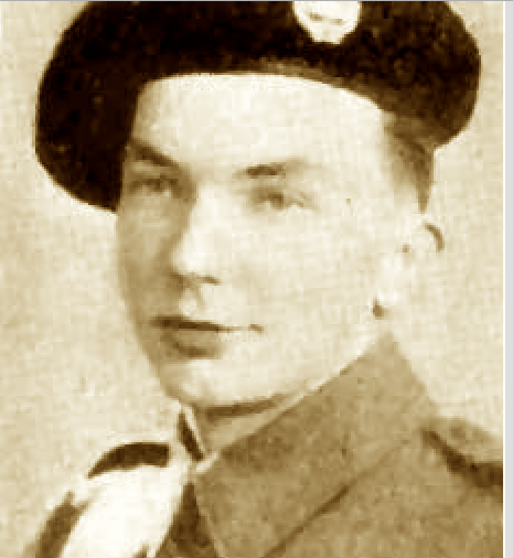 Photo of HOWARD WILLIAM MEREDITH– Submitted for the project, Operation Picture Me