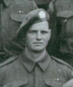 Photo de Cyril Stodgell – Photo de la Compagnie B reçue des archives régimentaires.