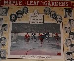 1945 Toronto Maple Leafs Calendar– Submitted By Operation Picture Me