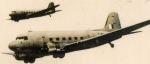 Aircraft– A photo of two actuall aircraft from his squadron (C-47/Dakota).
