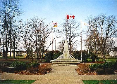 Pitt Meadows Cenotaph