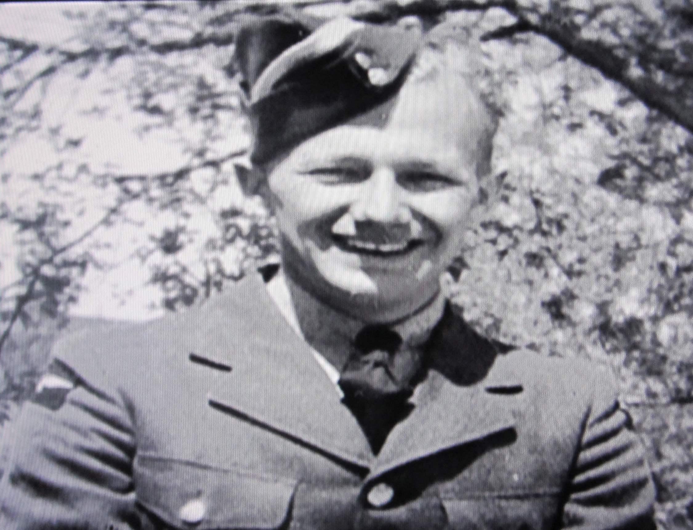 Photo of Harold Frederick Heninger