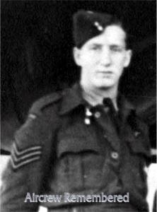 Photo of Joseph Anthony Kaucharik– C/85909 RCAF Age 26