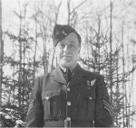 Photo of Lorn Rochester– Winter 1943