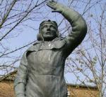 Memorial– Top of the Memorial. The Memorial is located in Dalton-on-Tees, Yorkshire.