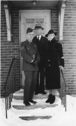 Family Photo– Embarkation Leave, Noranda 1941
