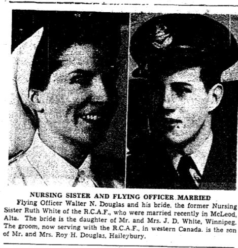 Newspaper clipping– From the Toronto Star March 1942. Submitted for the project Operation Picture Me