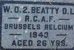 Headstone– Commerative Headstone in Souris Glenwood Cemetery, Souris, Manitoba