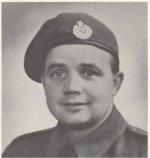 Photo of Douglas Wilson– Died from injuries sustained while carrying out his duties in Belgium.