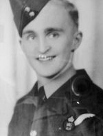 Photo of William Alexander Gray– In memory of the Harbord Collegiate Institute students who served during World War I and World War II and did not return home.   Submitted for the project Operation: Picture Me