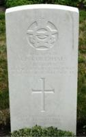 Grave marker– Photo courtesy of Des Philippet (find-a-grave)