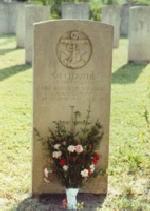 Gravestone of Sydney Hillier Clouter– Gravestone found in the Colombo (Kanatte) General Cemetery, Sri Lanka.
