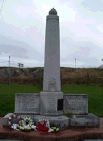 Catalina Monument– Monument found in Catalina commemorating Sydney Hillier Clouter.